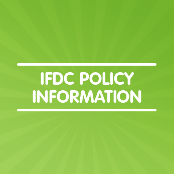 IFDC Policy info